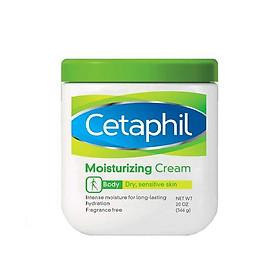 Kem dưỡng ẩm dưỡng da toàn thân Cetaphil Moisturizing Cream 566g - Nhập Khẩu Mỹ