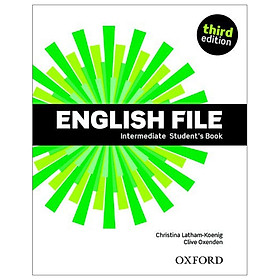 English File Intermediate: Student's Book Third Edition With iTutor