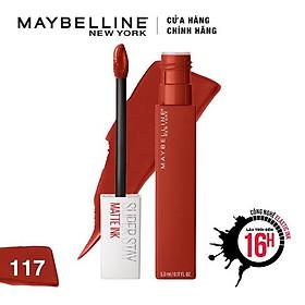 Son Kem Lì Maybelline Super Stay Matte Ink 5ml-1