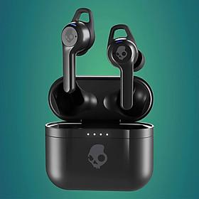 Tai nghe True Wireless Skullcandy Indy ANC - Chống ồn chủ động, Bluetooth 5.0, Pin lên đến 32h, Sạc không dây, Điều chỉnh âm thanh với Skullcandy App - Hàng Chính Hãng