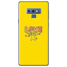 Ốp Lưng Dành Cho Samsung Galaxy Note 9 - Love 1