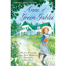 Usborne Young Reading Series Three: Anne of Green Gables