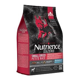 Thức Ăn Hạt Cho Chó Bull Pháp Nutrience Subzero Bao 5kg Thịt Bò, Cá Hồi, Rau Củ Quả & Trái Cây Tự Nhiên