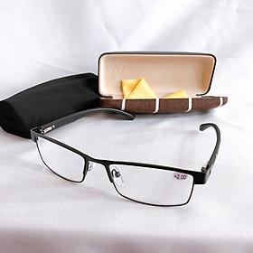 Kính lão thị viễn thị trung niên gọng lò xo 139 loại tốt cực sang mắt siêu sáng siêu rõ chống mỏi khi đeo lâu sẵn độ