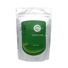 Bột Trà Xanh Sữa Fuji Matcha Latte 500g
