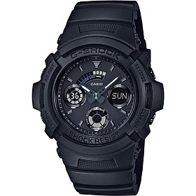 Đồng hồ nam dây nhựa Casio G-SHOCK AW-591BB-1ADR