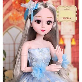 Búp bê công chúa 18 khớp cao 60cm cực xinh