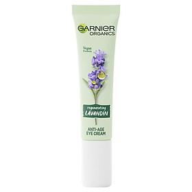 Garnier Organics Regenerating Lavandin Anti Age Eye Cream 15ml