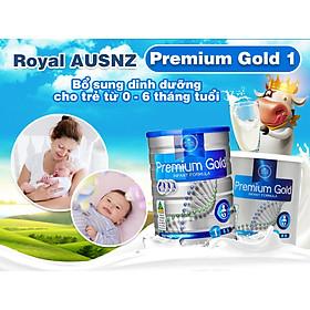 Sữa Hoàng Gia Úc ROYAL AUSNZ 900g đủ số-1