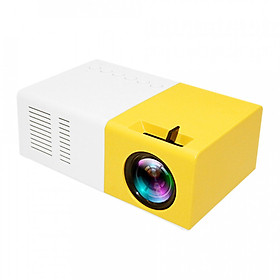 Máy Chiếu Mini Nhỏ Gọn Dùng Tại Nhà LCD LED D300 Cao Cấp AZONE