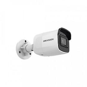 Camera Giám Sát An Ninh IP Wifi Không Dây Hồng Ngoại Nhìn Đêm - Hikvision DS-2CD2021G1-IW - Hàng chính hãng