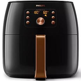 Nồi chiên không dầu Philips HD9860/90 - Hàng Chính Hãng