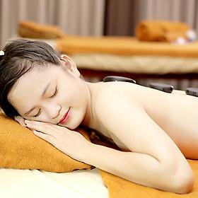 Massage Body Thụy Điển/ Đá Nóng + Đắp Mặt Nạ Sáng Da