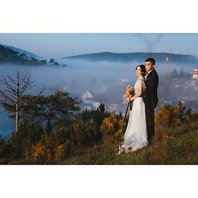 Chụp ảnh cưới tại Hồng Linh Studio-Voucher gói chụp ảnh cưới tại NINH BÌNH (BLUE DIAMOND)