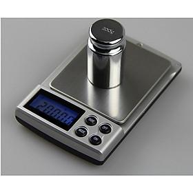 Cân tiểu ly 200g sai số 0.01g V3 (Tặng kèm miếng thép đa năng 11in1)