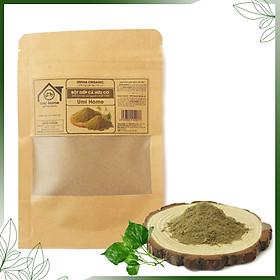 Bột Diếp Cá hữu cơ UMIHOME (35g) bột uống giúp thanh nhiệt giải đọc và đắp mặt nạ trị mụn dưỡng da hiệu quả tại nhà