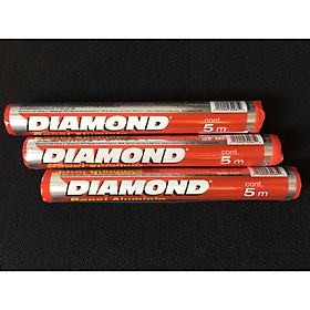 Combo 3 Cuộn Màng Nhôm Diamond (30.4cm x 5 m)