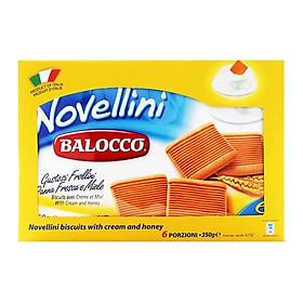 Biểu đồ lịch sử biến động giá bán Bánh quy bơ Balocco NOVELLINI 350g