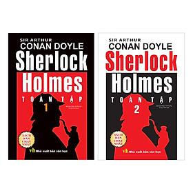 Sherlock Holmes Toàn Tập (2 Tập) - Tái Bản