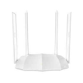 Bộ Phát Wifi Chuẩn AC1200 Tenda AC5 Màu Trắng Tặng Cáp Mạng - Hàng Chính Hãng