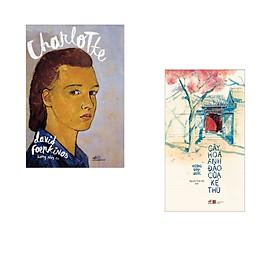 Combo 2 cuốn sách: Cây hoa anh đào của kẻ thù  + Charlotte