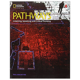 Pathways: Listening, Speaking, and Critical Thinking 4, 2nd Student Edition + Online Workbook