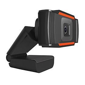 Webcam Siêu Nét 1080P HD Streaming Camera for Gaming Meetings Portable Desktop Webcam USB Computer Camera Free Drive Installation
