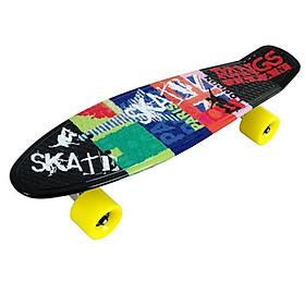 Ván Trượt Skateboard Cruiser Mini Rangs Japan 4936560106486