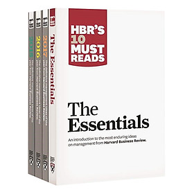 Harvard Business Review's 10 Must Reads Big Business Ideas Collection (4 Books)