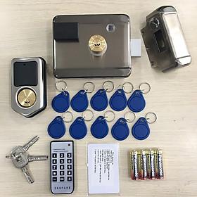 Khoá Cổng thẻ từ chạy bằng pin