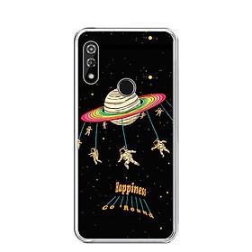 Ốp lưng dẻo cho điện thoại VSMART STAR 4 - 0311 SPACE02 - Hàng Chính Hãng