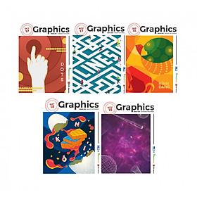 Combo Tạp Chí Graphics (5 Tập)