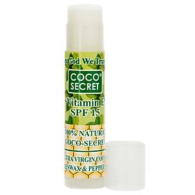 Son dưỡng môi Coco-Secret - vị Bạc Hà 5 gram