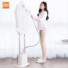 Bàn ủi hơi nước dọc cầm tay Xiaomi Lexiu 2000W Press mini ủi trong 3 phút phù hợp du lịch