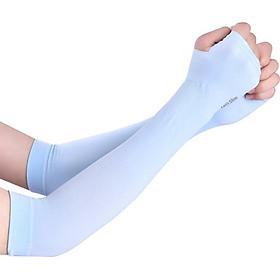 Bộ găng tay chống nắng xỏ ngón