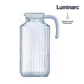 Bình nước thủy tinh Luminarc Quadro 1.7L -LUQUG2668