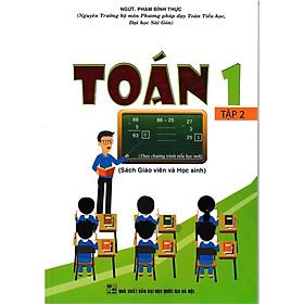Toán 1 Tập 2 - Sách Giáo Viên Và Học Sinh (Theo Chương Trình Tiểu Học Mới)