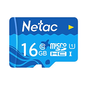 Netac 64GB TF Card Large Capacity Micro SD Card UHS-1 Class10 High Speed Memory Card Camera Dashcam Monitors Micro SD