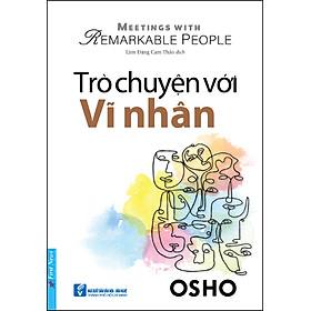 OSHO - Trò Chuyện Với Vĩ Nhân