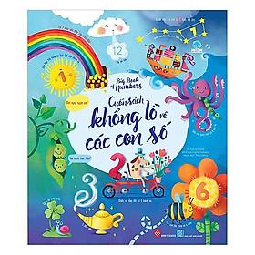 Cuốn Sách Kiến Thức Bách Khoa Cực Hay Cho Bé: Big Book Of Numbers - Cuốn Sách Khổng Lồ Về Các Con Số