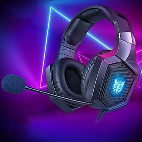 Tai nghe chụp tai headphone chơi game nghe nhạc gaming dành cho các game thủ