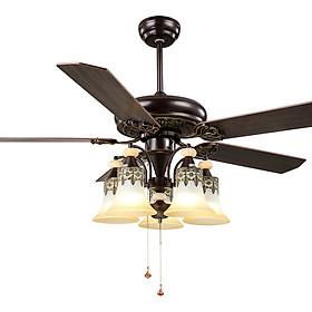 Quạt trần đèn OEM KSP 52510