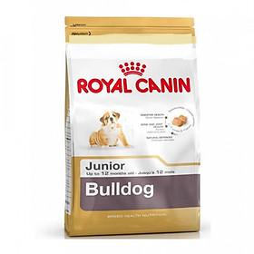 Thức ăn Royal Canin Bulldog Junior 1kg