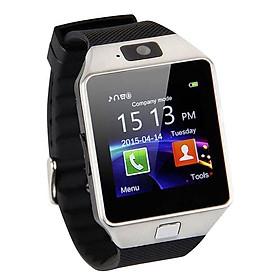 Đồng hồ thông minh DZ09 tặng thẻ nhớ 16GB ( Đen)