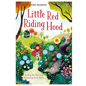 Usborne First Reading Level Four: Little Red Riding Hood