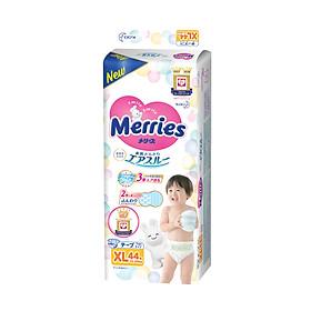 Bỉm Merries dán XL 44