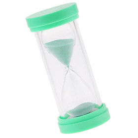 3 Minutes Plastic Framed Sand Glass Sandglass Hourglass Timer Clock Home Kids Toothbrush Timing Tool