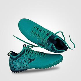 Giày sân cỏ nhân tạo Mitre 181045 mẫu mới chính hãng giúp bức tốc và xoay trở tốt màu ngọc