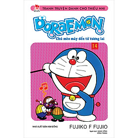 Sách – Doraemon Truyện Ngắn – Tập 14