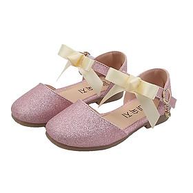 Giày búp bê bé gái 3 - 12 tuổi điểm nơ dễ thương GE04